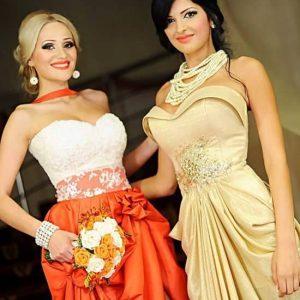 Machiaj de seara Lacramioara Tataru, Make-up artist Constanta, Makeup profesionist cu produse Collistar, Make-up Boutiq, machiajul de seara pentru evenimente deosebite