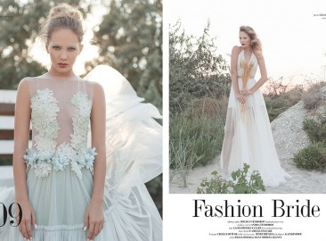 Makeup editorial Fashion Bride Dreamingless Magazine
