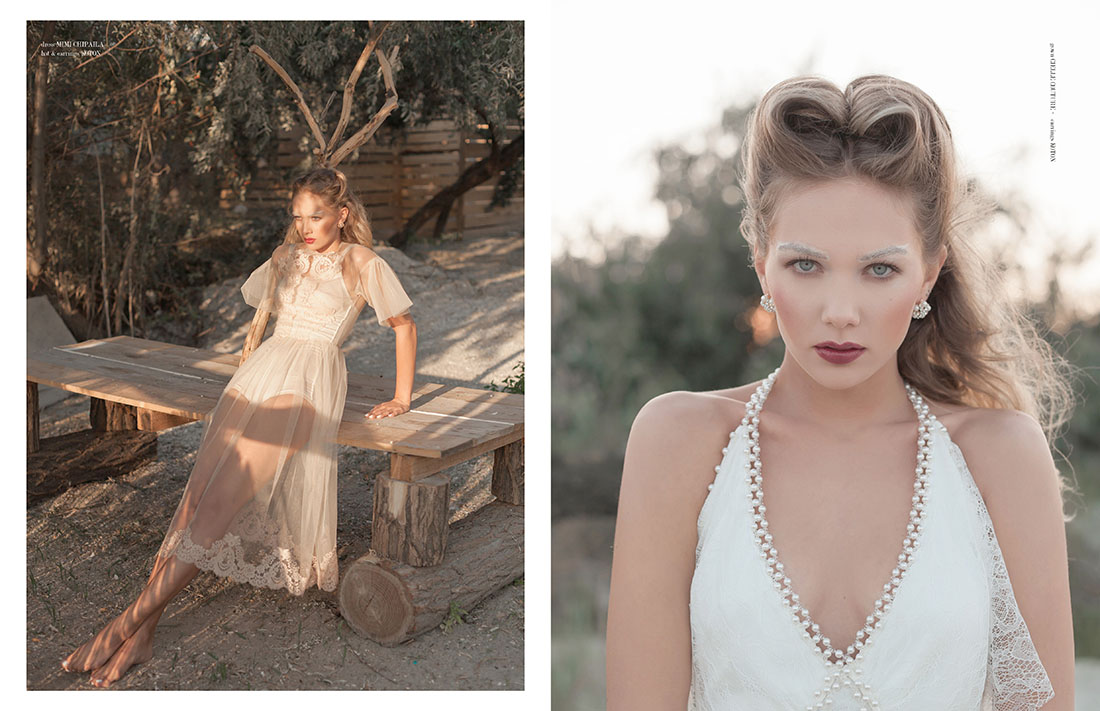 Fashion Bride editorial Dreamingless Magazine, makeup, profesional, mireasa, nunta, ocazii speciale, Constanta