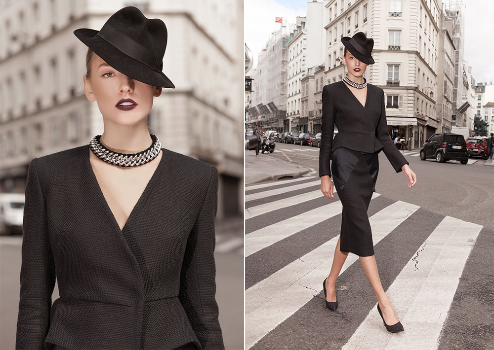 Makeup Editorial Fashion Eluxe Magazine Paris