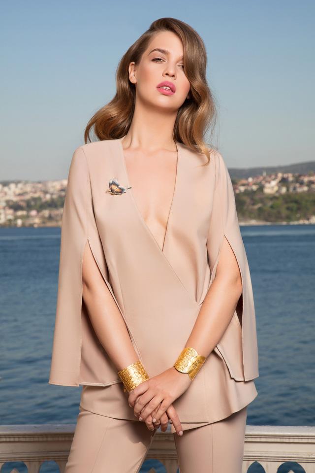 Makeup Sevda Jewelry Campaign Istanbul artist Constanta Bucuresti machiaj lacramioara tataru cursuri beauty salon bijuterii sedinta foto make-up luxury